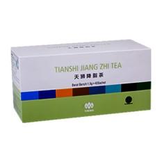 Jual Tiens Jiang Zhi Tea Teh Hijau Penghancur Kolesterol 40 Bags Box Tiens Grosir
