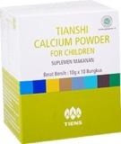 Tiens Kalsium Anak Tiens Susu Peninggi Badan Anak Jawa Barat Diskon 50