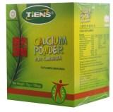 Harga Tiens Nutrient Calcium Powder Susu Tinggi Protein Penggemuk Badan Tiens Terbaik