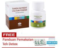 Iklan Tiens Paket Peninggi Badan 1 Nhcp 1 Zinc Peninggi Tiens 10 Hari Free Panduan Teh Detox