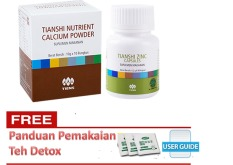Harga Tiens Paket Peninggi Badan 1 Nhcp 1 Zinc Peninggi Tiens 10 Hari Free Panduan Teh Detox Termahal