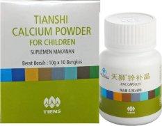 Ulasan Mengenai Tiens Peninggi Badan Anak Penambah Nafsu Makan 10 Hari Susu Kalsium Nhcp Junior Zinc