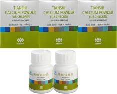 Ulasan Tentang Tiens Peninggi Badan Anak Penambah Nafsu Makan 30 Hari 3 Susu Kalsium Nhcp Junior 2 Zinc