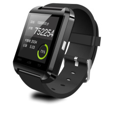 Spesifikasi Tifo Smartwatch U Watch U8 Bluetooth Hitam Yang Bagus