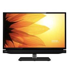 Toshiba 32 LED TV HD - Model 32P2400 - Hitam