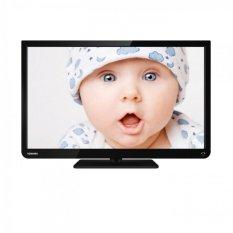 Toshiba LED TV 23 - 23S2400VJ - Hitam