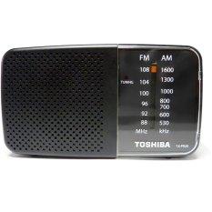 Promo Toshiba Tx Pr20 Radio Am Fm Hitam