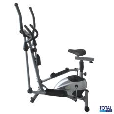 Promo Free Ongkir Jabodetabek Total Fitness Tl 8502 Magnetic Crosstrainer Excercise Bike Sepeda Olahraga Fitness Elliptical Trainer Di Indonesia