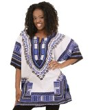 Beli Barang Traditional Thailand Style Dashiki Available In Several Color Combinations Online