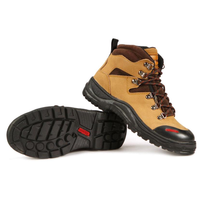 Zuuban Pria Sneakers Pria Sepatu Mendaki Luar Ruangan Sepatu Mendaki ... af54579ae3