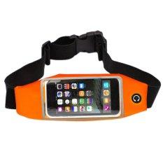 Trend'S Sport Belt Water Resistant 2 In 1 For Universal Smartphone- Orange