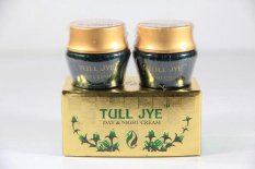 Beli Tull Jye Ab Hijau Day Night Cream Kecil Original Murah