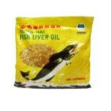 Harga Tunghai Fish Liver Oil Minyak Ikan 500 Softgel Baru Murah