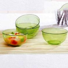 Tupperware Crystal Bowl 4 pcs -Mangkuk Kecil Serbaguna