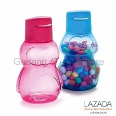 Iklan Tupperware Eco Bottle Kids 2 Biru Pink