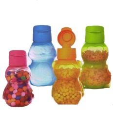 Tupperware Eco Bottle Kids Botol Minum Anak - Mix Colour 4pcs