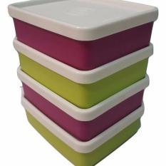Toko Tupperware Mini Square Away Set Dekat Sini