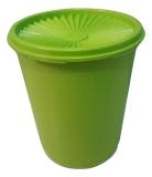 Jual Tupperware Singel Deco Hijau Branded