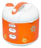 Turbo Rice Cooker 3 In 1 Crl1180 Oranye Di Dki Jakarta