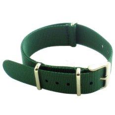 Berapa Harga Twinklenorth 20Mm Mint Green Nato Strap Nylon Militer Jam Tangan Tali Watchband Nato 007 Twinklenorth Di Hong Kong Sar Tiongkok