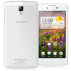 Twins Aircase Ultrathin For Oppo R831k - Clear