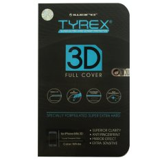 Harga Tyrex 3D Full Cover Tempered Glass Iphone 6S Iphone 6 4 7 Putih Lengkap