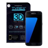 Spek Tyrex 3D Full Covered Tempered Glass For Samsung Galaxy S7 Edge Gold Jawa Timur