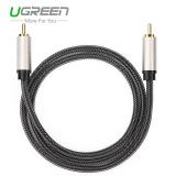 Beli Ugreen 1 5 M S Pdif Audio Digital Koaksial Kabel Komposit Rca Dari Video Emas Berlapis Anyaman Desain Cicil