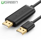 Jual Beli Ugreen 2 M Usb 2 Mudah Transfer Data Link Cable Kompatibel Dengan Windows Mac Intl Baru Tiongkok