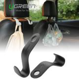 Jual Ugreen 2 Buah Set Kursi Belakang Mobil Headrest Pemegang Gantungan Kait Hitam Grosir