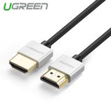 Spesifikasi Ugreen 3 M Kecepatan Tinggi Hdmi With Kabel Ethernet Emas Berlapis Seng Paduan Kasus Dukungan 4 Kb 2 Kb And 3D Beserta Harganya