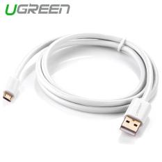 Jual Ugreen 3 M Premium Micro Usb 2 Sinkronisasi Data Kabel Pengisian Putih International Antik