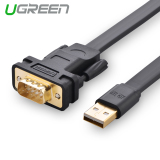 Jual Ugreen 3 M For Usb Rs232 Db9 Kabel With Seri Ftdi Chipset Compatible With 8 7 Vista Xp Edisi 2000 Dan Mac Os Ori