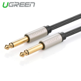Jual Ugreen 6 5Mm Jack Audio For Jack Kabel Gitar Mixer Penguat 5 M International Ugreen Di Tiongkok