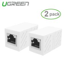 Daftar Harga Ugreen 8P8C Rj45 Kucing 6 Kabel Konektor Adaptor Jaringan 2 Pack International Ugreen