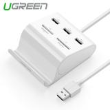 Beli Ugreen Semua Dalam 1 Usb 3 Hub 3 Ports Dengan Dukungan Sd Card Reader Kartu Disebut Tf Pake Kartu Kredit