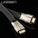 Harga Ugreen Hdmi Anyaman Nilon Kabel With Konektor Logam Seng Paduan Dukungan 3D 4 Kb X 2 Kb 10 M Internasional Yang Murah Dan Bagus