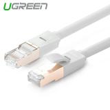 Jual Ugreen Kecepatan Tinggi Kucing 7 Rj45 Ethernet Kabel Jaringan Lan 1 5 M Grey Di Tiongkok