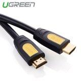 Harga Ugreen Kecepatan Tinggi Kabel Hdmi Dengan Ethernet Gold Plated Mendukung 1080 P Dan 3D 10 M Online Tiongkok