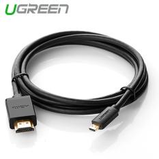 Spesifikasi Ugreen Micro Hdmi Ke Hdmi Kabel With Ethernet Berlapis Emas Mendukung 3D And 4 Kb Resolusi 1 M Online