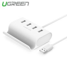 Jual Ugreen Usb 2 4 Port Hub With Cradle For Pc Laptop 1 M International Antik