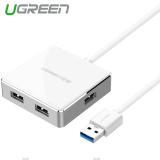 Top 10 Ugreen Usb 3 4 Port Hub Splitter Dengan Antarmuka Pengisian Usb Mikro Kompatibel Dengan Mac Windows System Silver Online