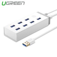 Toko Ugreen Usb 3 7 Port Hub Dengan 12 V 4 Amp Dukungan Usb Adaptortenaga Penggerak Smartphone Tablet Uk Plug Ugreen Tiongkok