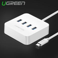 Beli Ugreen Usb Type C 4 Port Otg Hub Dengan Indikator Led Dengan Kartu Kredit