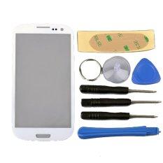 Ulasan Ujs Penggantian Layar Sentuh Digitizer Untuk Samsung Galaxy Siii S 3 Iii I9300 Putih