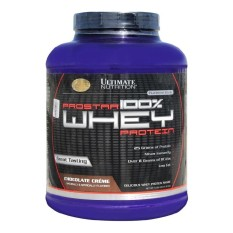 Ultimate Nutrition 100% Prostar Whey Protein 5.28 lbs - Chocolate