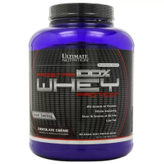 Jual Ultimate Nutrition Whey Prostar 5 Lbs Chocolate Termurah