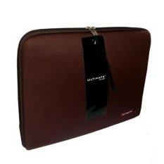 Toko Ultimate Tas Laptop Bentuk Softcase Classic Notebook 11 6 Coklat Ultimate