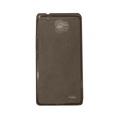 Ultrathin Case For Infinix Note 2 X600 UltraFit Air Case / Jelly case / Soft Case  - Hitam