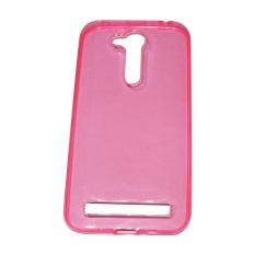Ultrathin Case For Zenfone Go 4.5 2016 ZB452KG UltraFit Air Case / Jelly case / Soft Case - Pink